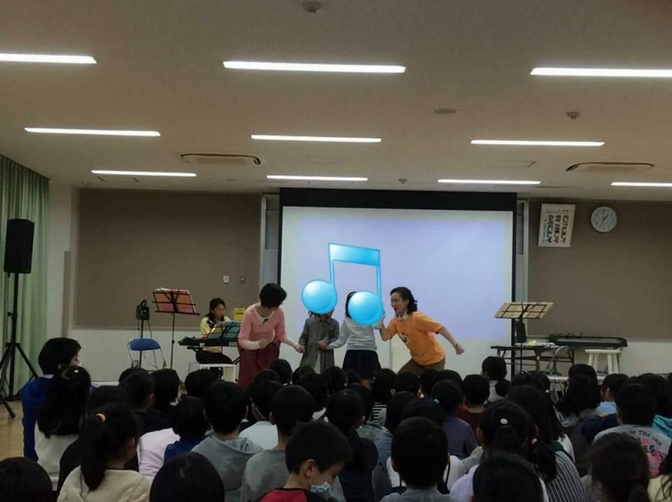 バレンタインデーに浦郷小学校(横須賀市)3年生の特別授業!