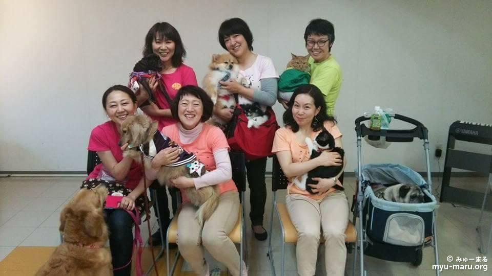 4月8日(土)の高齢者施設訪問@横須賀市