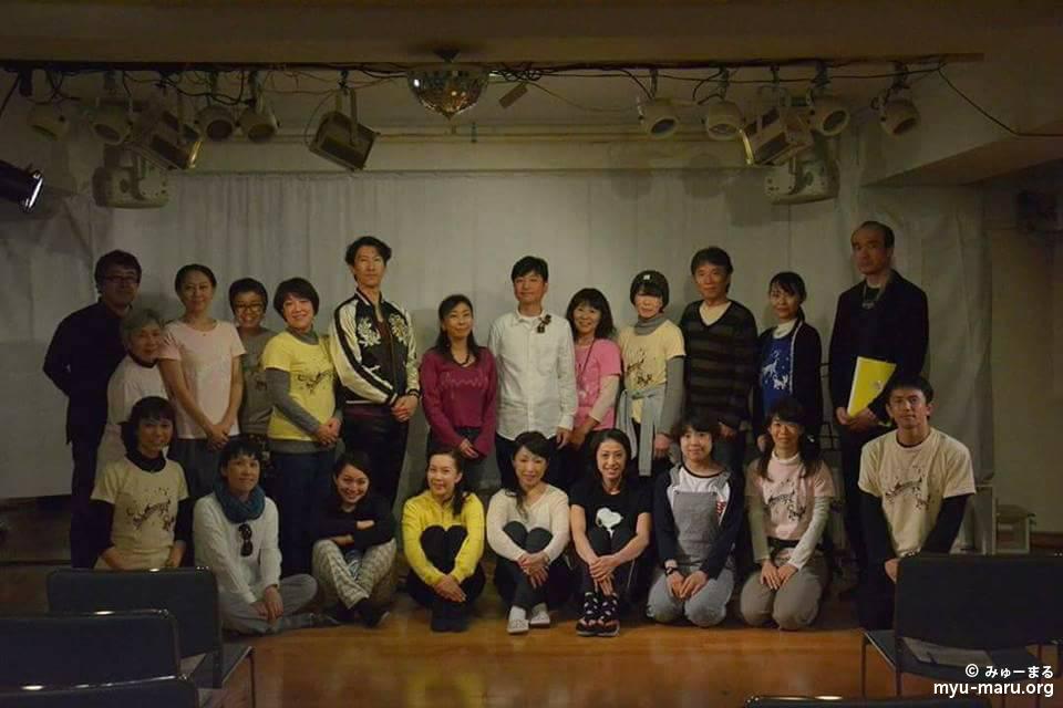 2017年11月5日 コンサート&保護犬たちのミュージカル「ワンライフ」@地球堂(横須賀)、終了しました♪