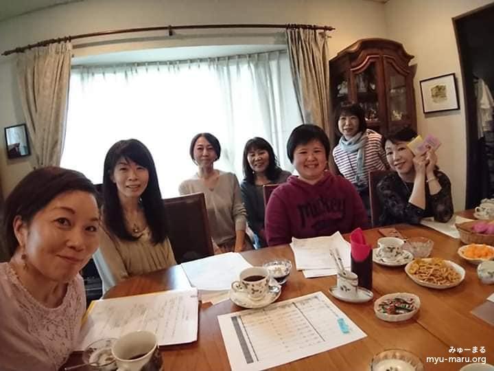 みゅーまる【理事会・総会】