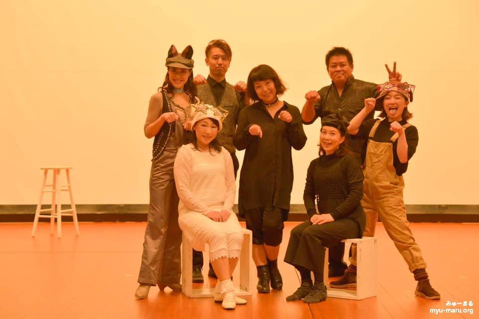 みゅーまる10周年記念コンサート&保護犬たちのミュージカル「ワンライフ」