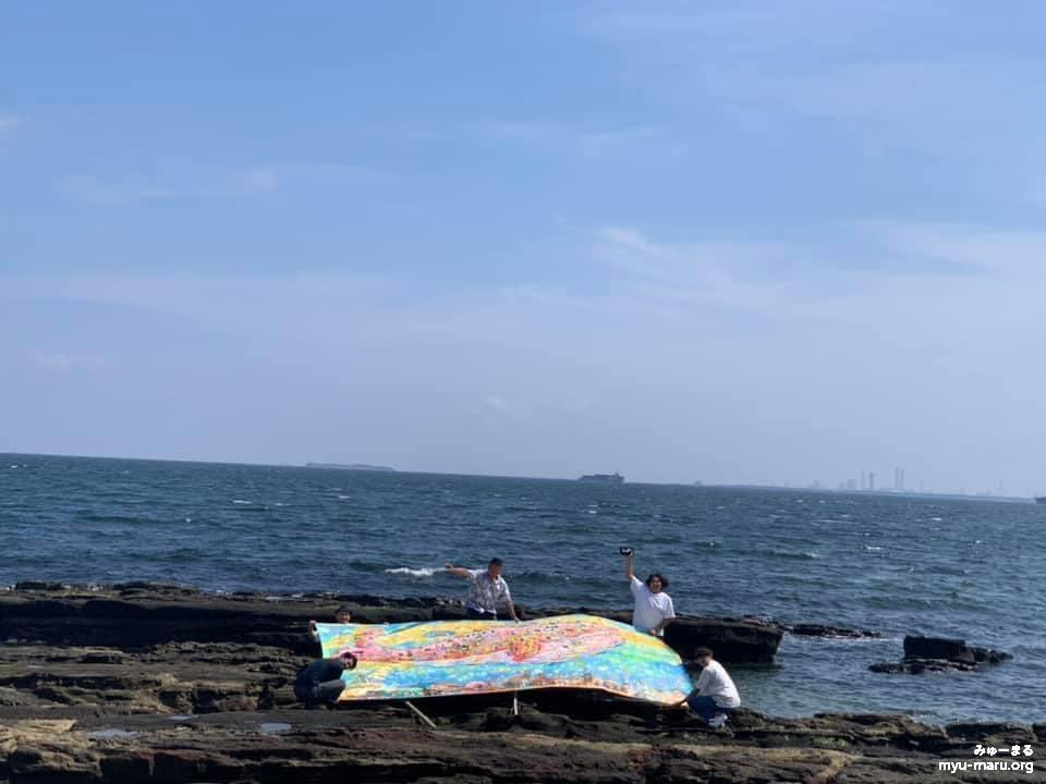 10月に初演予定の音楽劇「天国のクジラ」のPV撮影